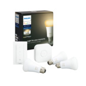 Philips Hue White Ambiance startset met 3 losse lampen