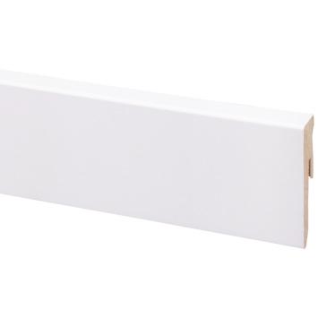 CanDo muurplint blok wit 1258 clip 240 cm