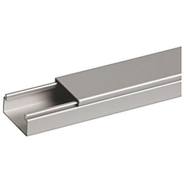 Attema Leidinglijst Z25 Aluminium Look 25 x 13mm 2 Meter
