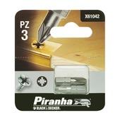 Piranha schroefbit X61042 PZ3 25 mm (2 stuks)
