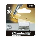 Piranha schroefbit X61064 T30 25 mm (2 stuks)
