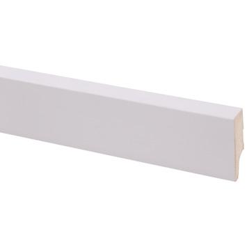 CanDo muurplint blok wit  gegrond 1858 240 cm