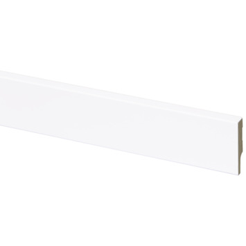 CanDo muurplint blok wit 1257 vlak 240 cm