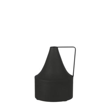 Vaas cure zwart 20 x 16 cm