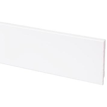 CanDo muurplint grenen wit blok 12119 240 cm