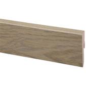 Muurplint bruin eiken nr. 622 240 cm