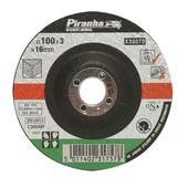 Piranha doorslijpschijf steen X32070 3,2x100 mm