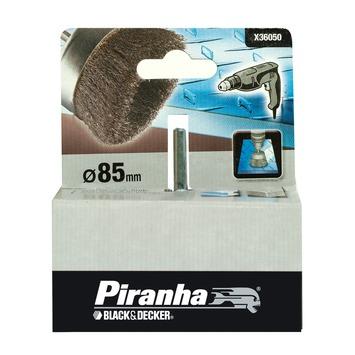 Piranha komstaaldraadborstel X36050 85 mm