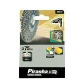 Piranha HI-TECH nylondraadborstel X32147 75 mm