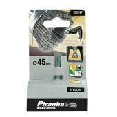 Piranha HI-TECH nylondraadborstel X32157 45 mm
