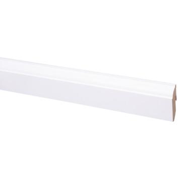 CanDo muurplint kwartrond wit 1958 clip 240 cm