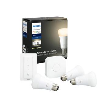 Philips Hue White startset met 3 lichtbronnen