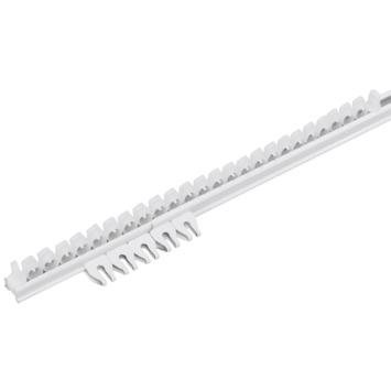 Gordijnrail Plus complete set 300 cm