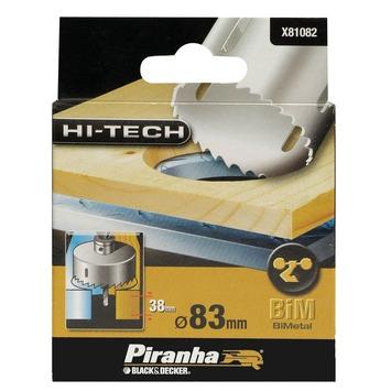 Piranha HI-TECH gatenzaag X81082 BiM 83 mm voor hout en metaal