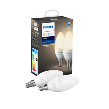 Philips Hue E14 Wit Duopack