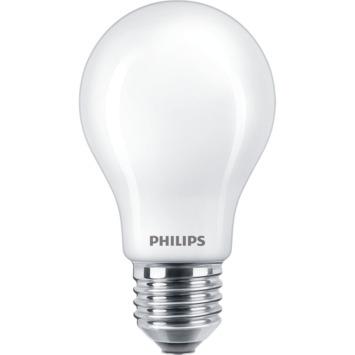 Philips LED Classic E27 8W (=75W) warm wit