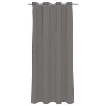 vtwonen kant en klaar gordijn lichtdoorlatend Denim antraciet (1252) 140x270 cm