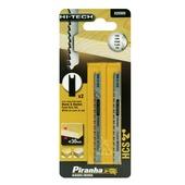 Piranha HI-TECH decoupeerzaagblad X25502 HCS U-schacht (2 stuks) voor hout