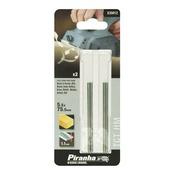 Piranha schaafbeitel X35012 TCT/HM 5,5x75,5 mm (2 stuks)