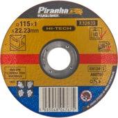 Piranha HI-TECH doorslijpschijf X32632 1x115 mm voor rvs