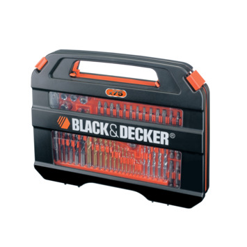Black + Decker boren- en bitsset A7153 (75-delig)