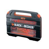 Black & Decker boren- en bitsset A7153 (75-delig)