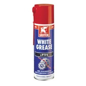 Griffon white grease met PTFE spuitbus 300 ml