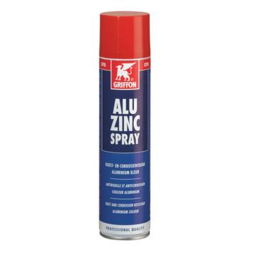 Griffon Alu Zincspray 400 ml