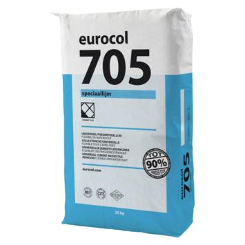 Eurocol 705 speciaallijm grijs 25kg