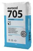 Eurocol poeder tegellijm 705 grijs 25 kg