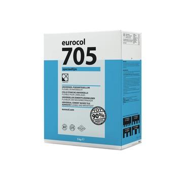 Eurocol poeder tegellijm 705 grijs 5 kg