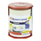 Tesa Easy Cover M 2-in-1 afdekfolie in dispenser 33mx55cm