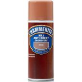 Hammerite Nr. 1 anti-roest grondverf spuitlak beige 400 ml