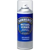 Hammerite metaalvernis spuitlak hoogglans kleurloos 400 ml