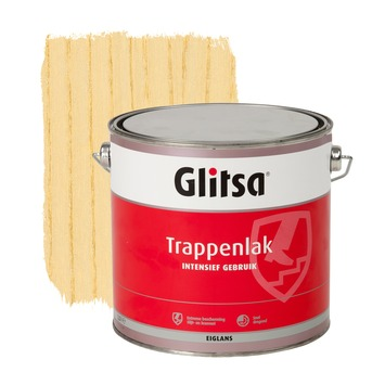 Glitsa trappenlak eiglans blank intensief gebruik 2,5 l