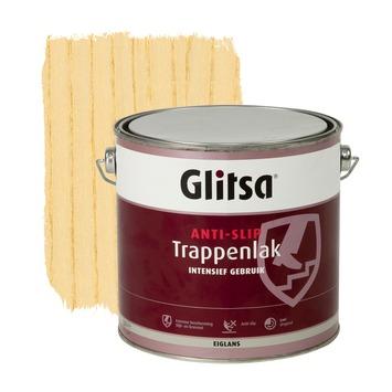 Glitsa anti-slip trappenlak eiglans blank intensief gebruik 2,5 l