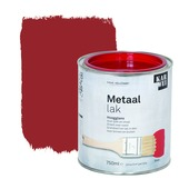 KARWEI metaallak hoogglans rood 750 ml
