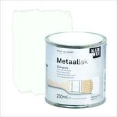 KARWEI metaallak zijdeglans wit (RAL 9010) 250 ml