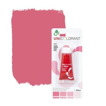 Mengkleur universeel rood 20 ml