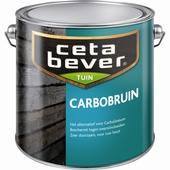 CetaBever tuin carbobruin 750 ml