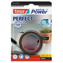 Tesa Extra Power perfect textieltape 2,75mx19mm zwart