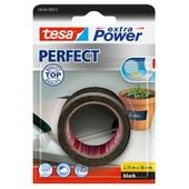 Tesa Extra Power perfect textieltape 2,75mx38mm zwart