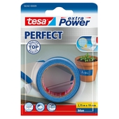 Tesa Extra Power perfect textieltape 2,75mx19mm blauw
