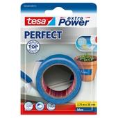 Tesa Extra Power perfect textieltape 2,75mx38mm blauw
