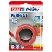 Tesa Extra Power perfect textieltape 2,75mx38mm rood