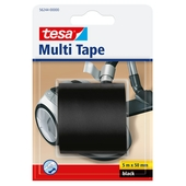 Tesa Multi Tape PVC 5mx50mm zwart
