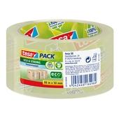 Tesa Eco verpakkingstape 66mx50mm transparant