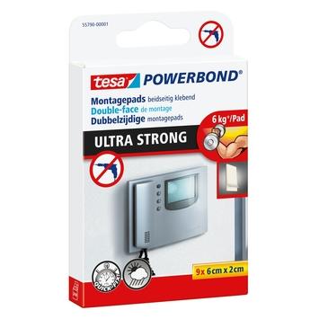 Tesa Powerbond montagepads ultra sterk 9 stuks