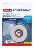 Tesa Powerbond montagetape spiegels 1,5mx19mm
