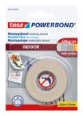 Tesa Powerbond montagetape binnen 1,5mx19mm